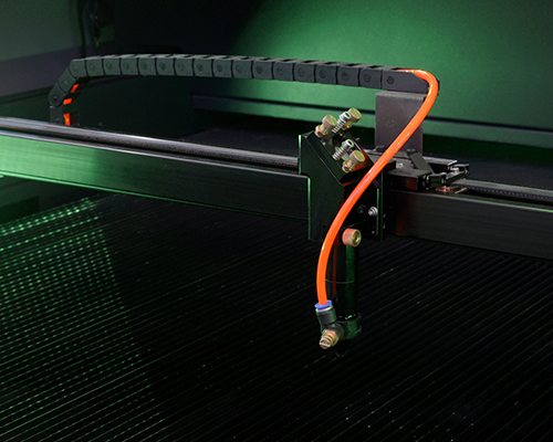 Cutting speed of laser cutting equipment